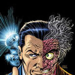 Harvey Dent / Double Face dans les comics