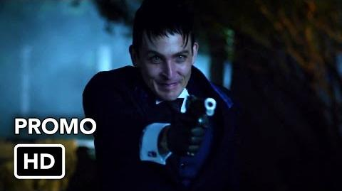 "Gotham Season 3 ""Production Has Begun Oswald"" Teaser Promo (HD)"