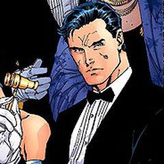 Bruce Wayne dans les comics