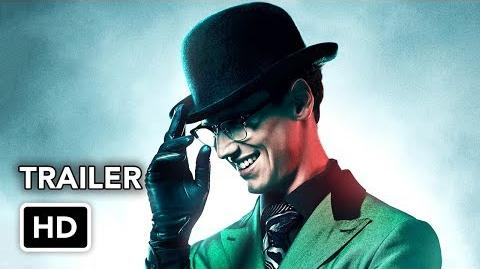 Gotham Season 5 Movie Trailer (HD) Final Season