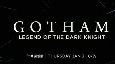 "Gotham Season 5 New Teaser Promo ""No Man's Land"""
