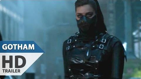 GOTHAM Season 3 Trailer 2 (2016)