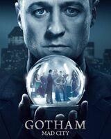 Gotham: Третий сезон