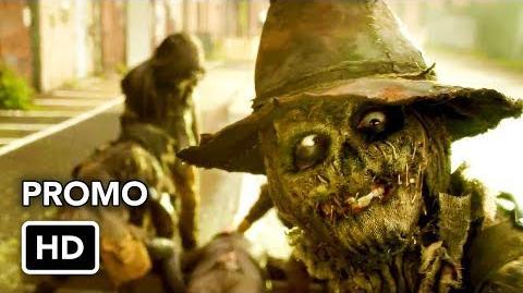 """Gotham Season 5 """"Day 45 No Man's Land"""" Teaser Promo (HD) Final Season"""