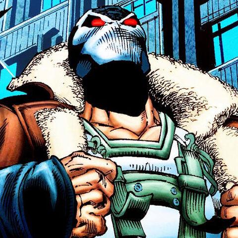 Bane dans les comics