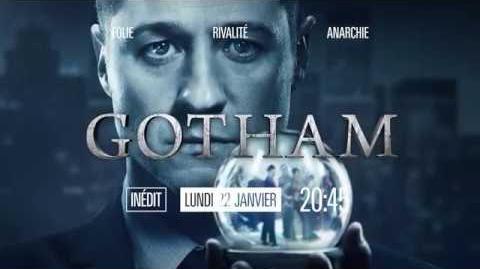 Gotham │ Bande-annonce saison 3 │Warner TV France