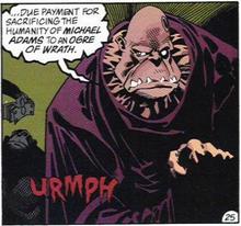 Ogre comics