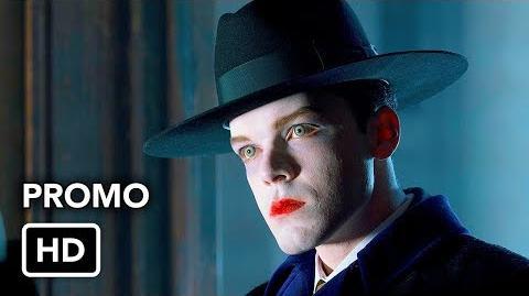 "Gotham Season 5 ""Happy Halloween From Mr. J"" Promo (HD) Final Season"