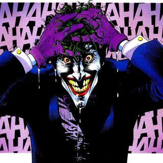 Le Joker dans les comics