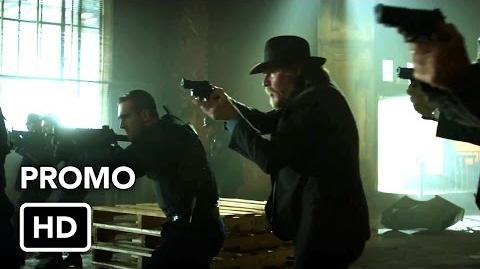 "Gotham Season 3 ""Production Has Begun Bullock"" Teaser Promo (HD)-0"