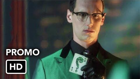"Gotham Season 5 ""The Riddler's Recording"" Promo (HD)"