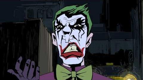 Gotham City Impostors Presents Running Late