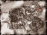 Bardzo stara mapa