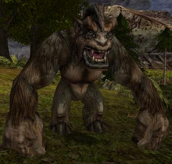 Troll w Gothic II