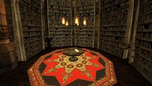 Wieża Xardasa w Dolinie (biblioteka) (Gothic)