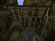 Akwedukt (przebiegający przez kotlię)