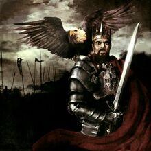 Rhobar III (plakat) (Arcania Gothic 4) (by SpY)