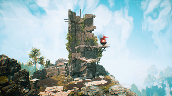 Wieża strażnicza