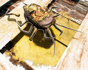 Zmiażdzony chrząszcz GPT