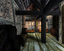 Stodoła na farmie Lobarta (wnętrze 2) (by SpY)
