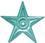 Gwiazda-turkusowa