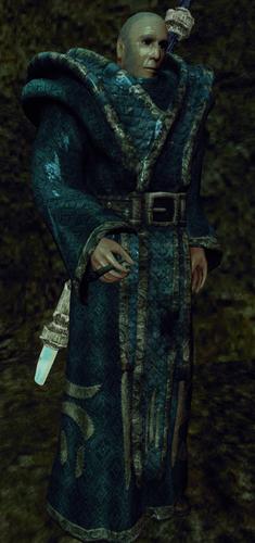 Merdarion w jaskini plemienia Kayora