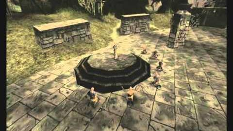 Gothic 1 Historia Obozu na Bagnach