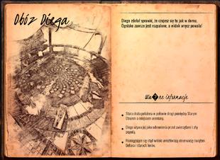 Obóz Diega glosariusz