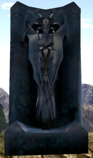Posąg Beliara (NK)