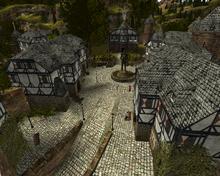 Górne Miasto w Khorinis (by SpY)