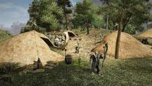 Obóz wojenny w Monterze (2)