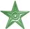 Gwiazda-zielona