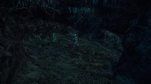 Jaskinia ożywieńców pierwsza sala