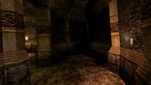 Wieża Xardasa w Dolinie (korytarz na parterze) (Gothic)