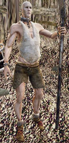 Osko – jeden z niewolników
