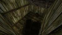 Magazyn portowy – pokój na piętrze 2