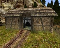 Stodoła na farmie Lobarta (by SpY)