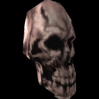 Czaszka w Gothic II: Noc Kruka