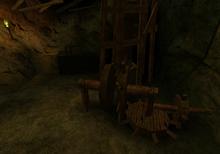 Maszyna do kruszenia rudy w wolnej kopalni