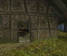Stodoła na farmie Onara (boczne wejście) (by Wojciech Wawrzyńczak)