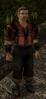 Redneck Lumberjack