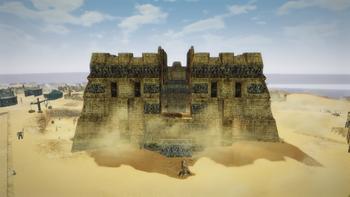 Świątynia w Al Shedim