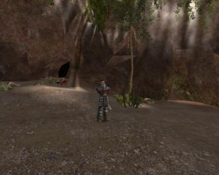 Bloodwyn w kopalni (by SpY)