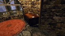 Kamień teleportacyjny do Vengardu (sala tronowa) położenie