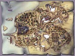 Map Khorinis