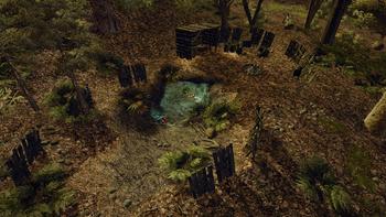 Wejście do kopalni