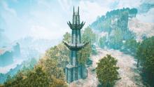 Wieża Xardasa w Górniczej Dolinie (GPT)