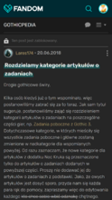 Gothicpedia Dyskusje (Mobile)