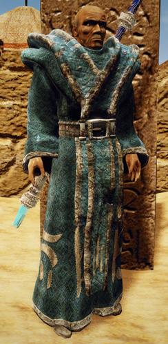 Saturas – jeden z nauczycieli