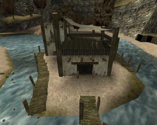 Karczma na jeziorze (Gothic I) (dzień) (by SpY)